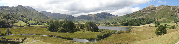 Little Langdale Tarn